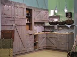 Barn Door Style Kitchen Cabinets Barn Door Style Kitchen Cabinets Home Interior
