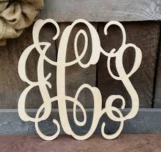 monogram guest book creative guest book alternatives from etsy the budget savvy