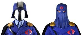 Cobra Commander Halloween Costume Collection U0026 Trading Collection Yojoe