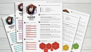 creative resume template free creative resume template resume badak