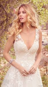 best 25 v neck wedding dress ideas on pinterest romantic