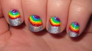 pretty nail designs little girls nail nails art