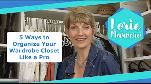 Organizing A Closet by 5 Ways To Organize Your Wardrobe Closet Like A Pro Clutter Video