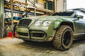 bentley jeep off road bentley continental gt u2013 is it real