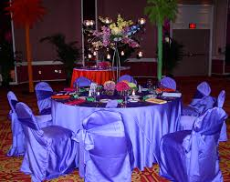 purple chair covers purple lamour chair cover