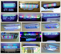 Color Interior Lights For Cars Led Roof Light For Car Led Car Light Car Lamp Chezhijing No Ct