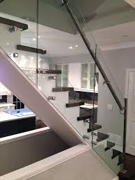 interior railing stair systems is glass railing right for you