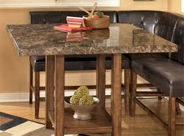 cb2 stilt high dining table