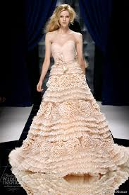winter wedding dresses 2010 zuhair murad couture fall winter 2010 2011 the magazine