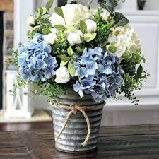 hydrangea centerpieces pin by susan bailey on flower arrangements flower