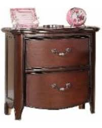amazing deal on acme furniture cecilie 2 drawer nightstand n a