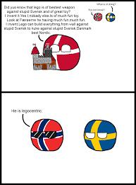 Denmark Meme - polandball polandball comics denmark has the best l ego