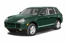 2005 porsche cayenne new car test drive