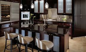bar awesome kitchen island lighting ideas pictures brown