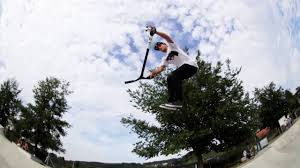 backyard halfpipe scooter edit youtube backyard ideas