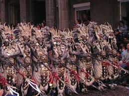 top 10 traditional festivals in spain