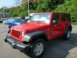 rubicon jeep red 2014 flame red jeep wrangler unlimited sport 4x4 85184674
