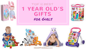 16 best gifts for 1 year sweet and hahappy gift