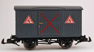 box car train bachmann g scale 1 22 5 thomas u0026 friends train box car van