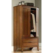Armoire Solid Wood Wardrobes Ashley Furniture Wardrobe Armoire Wood Closet Armoire