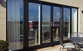 Window Film For Patio Doors 4 Panel Sliding Glass Patio Doors