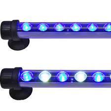 3 watt led aquarium lights led sub 22 3w submersible aquarium light accent 12x 3 watts actinic