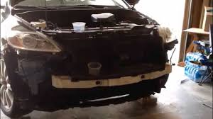 Mazda Cx 9 Front Bumper Removal Step By Step 2010 2014 Youtube