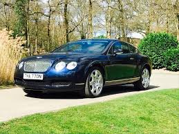 bentley 2006 awaiting deposit from martin on this 2006 bentley continental gt