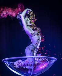 giant martini paris u0026 moulin rouge u2014 shien bespoke entertainment agency hire