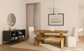 Matching Dining And Living Room Furniture by Dining Room Archives Modsy Blog