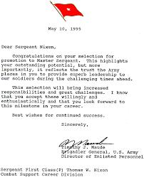 Letter Of Commendation General Officer Letters
