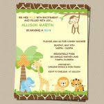 safari invitation template 17 safari birthday invitations design