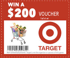 win gift cards online chance to win 200 target gift card