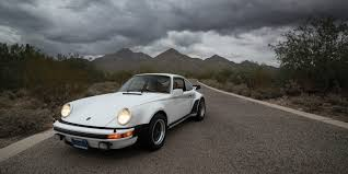 vintage porsche 911 convertible before the porsche 911 carrera got turbos there was the turbo carrera