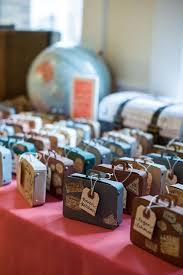 Suitcase Favors by 19 Mini Wedding Favors We