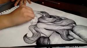 live little mermaid pencil drawing youtube