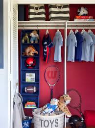 Little Kids Rooms by Little Boy U0027s Bedroom Red Blue And Action Packed Hgtv