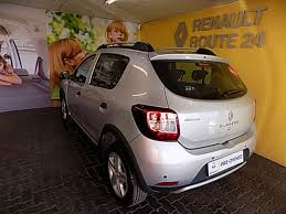 renault sandero stepway 2016 2015 renault sandero r 149 900 for sale renault retail group