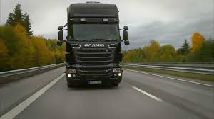 scania trucks innovative scania automatic driving systems pave the way to safer
