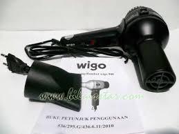 Hair Dryer Wigo Murah Di Surabaya hair dryer besar wigo taifun 900 bilqisstar
