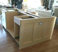 base cabinets for kitchen island how to make a kitchen island with base cabinets get the kitchen