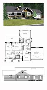16 best ranch house plans images on pinterest cool house plans