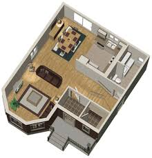 2 floor house plans 3d floor 1 floor plans