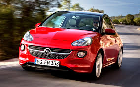 slammed cars wallpaper opel adam slam 2013 wallpapers and hd images car pixel