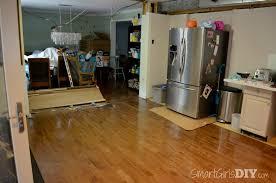 Diy Hardwood Floor Installation How To Install Hardwood Flooring In A Kitchen