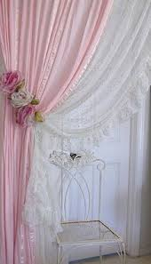 Shabby Chic Curtains Cottage I This It Looks So And Wistfully Beautiful This Is