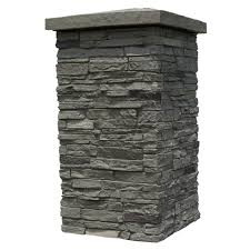 16 x 30 faux stone stone veneer the home depot