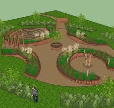 Sensory Garden Ideas Brooksbury Sensory Garden Designs With Nature