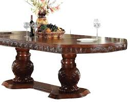 shaped dining table dining table oval shape acme furniture acme oval shaped double
