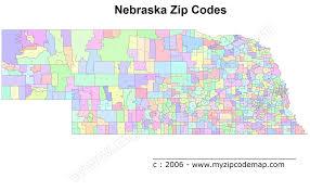 Nebraska Map Nebraska Zip Code Maps Free Nebraska Zip Code Maps